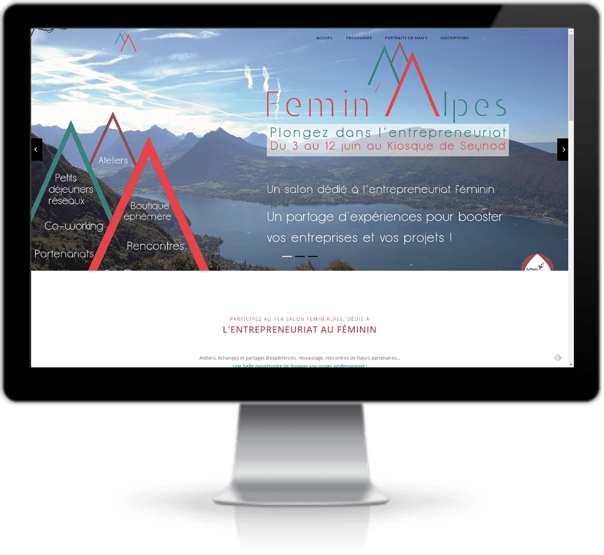 creation_site_web_feminalpes_Une